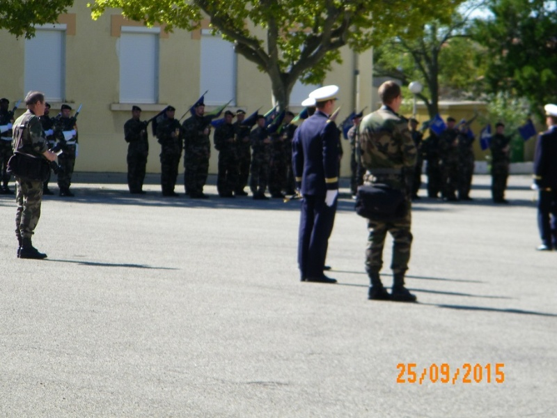 Inauguration du musé des commandos de l'air a Orange pour la Saint Michel 100_2516