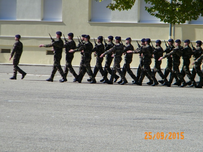 Inauguration du musé des commandos de l'air a Orange pour la Saint Michel 100_2517