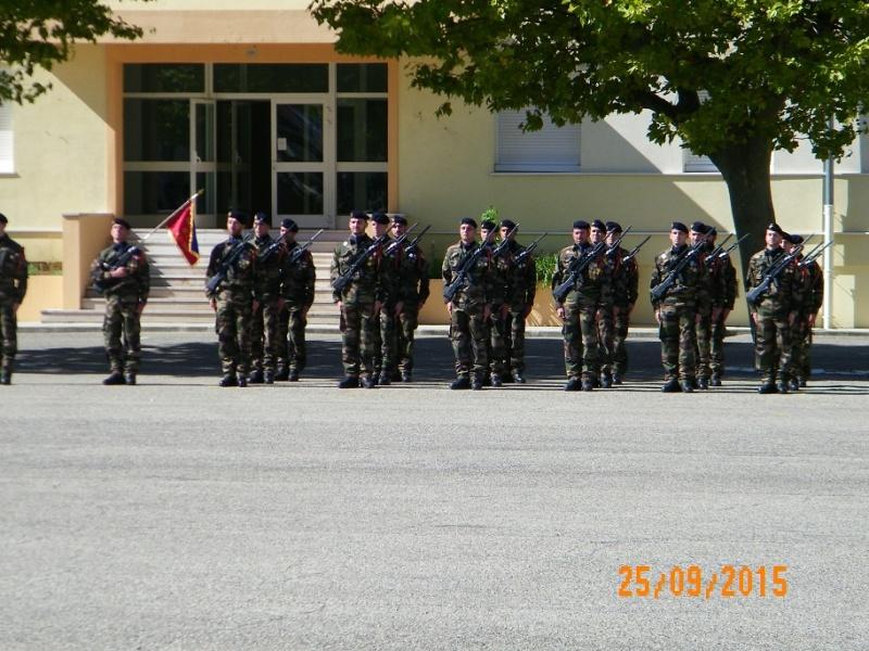 Inauguration du musé des commandos de l'air a Orange pour la Saint Michel 100_2518