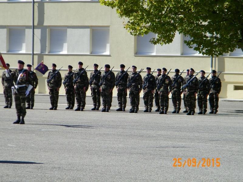 Inauguration du musé des commandos de l'air a Orange pour la Saint Michel 100_2519