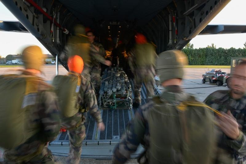 Inauguration du musé des commandos de l'air a Orange pour la Saint Michel 2015_a12