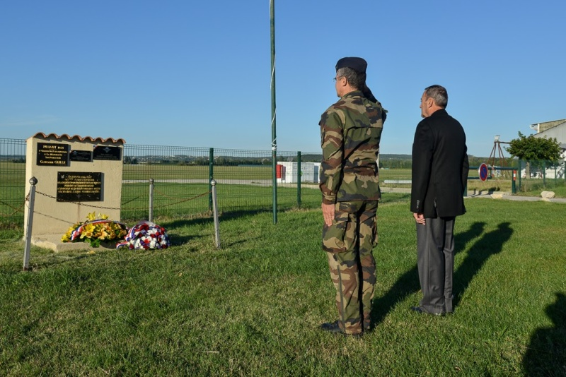 Inauguration du musé des commandos de l'air a Orange pour la Saint Michel 2015_a14