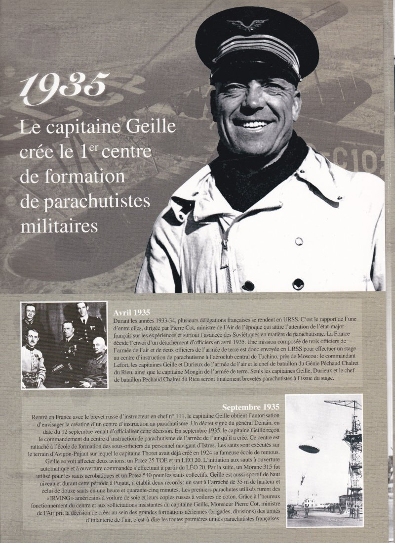 Inauguration du musé des commandos de l'air a Orange pour la Saint Michel Plaque12