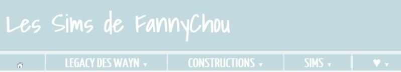 ABANDON [Blog] Sims de Fannychou Blog10