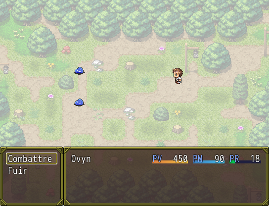 [RPG Maker VX Ace] Ovyn Quest Alpha_Version Combat10
