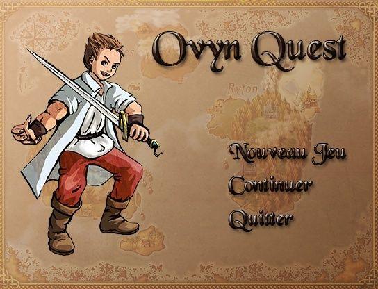 [RPG Maker VX Ace] Ovyn Quest Alpha_Version Ecran-10