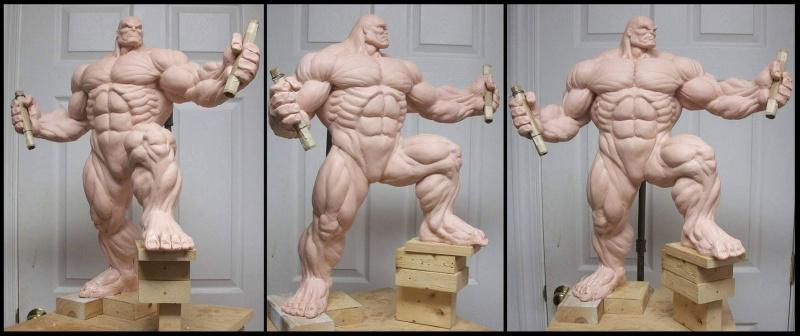 Premium Collectibles : Planet Hulk / King Hulk** 13316810