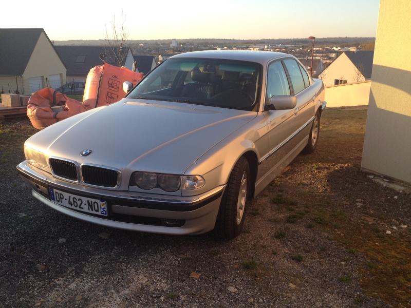 BMW 730 Da annee 1998 Image14