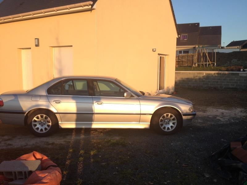BMW 730 Da annee 1998 Image15
