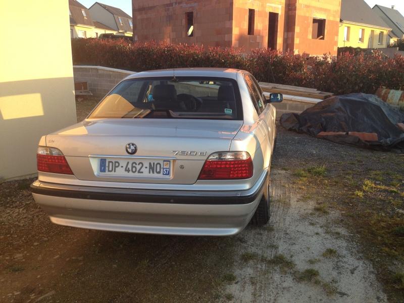 BMW 730 Da annee 1998 Image16