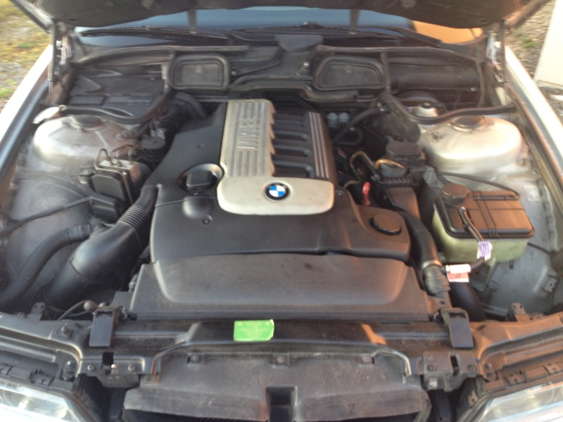 BMW 730 Da annee 1998 Image19