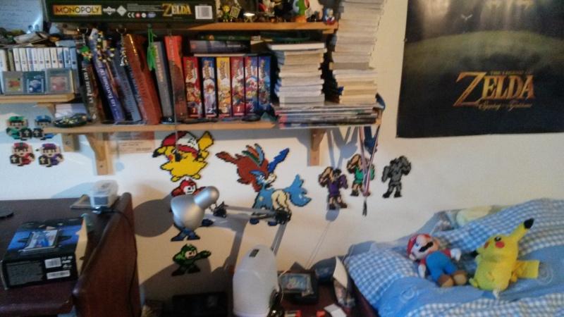 Collection (autres que Zelda) 20160523