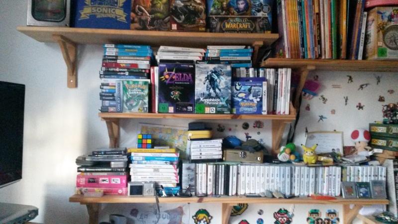 Collection (autres que Zelda) 20160525