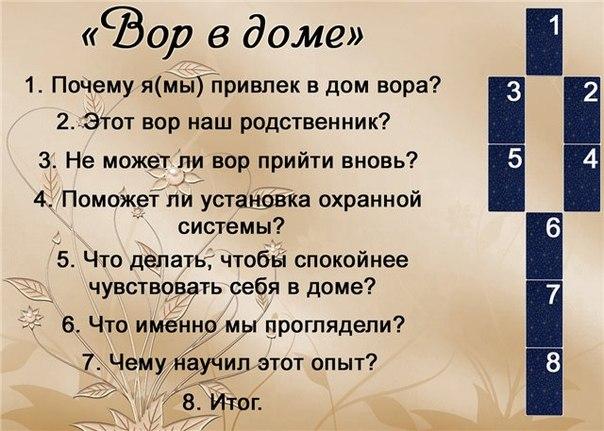 РАСКЛАДЫ НА ОПРЕДЕЛЕНИЕ ПРОПАЖИ (ВОРА)  Awrzmj10