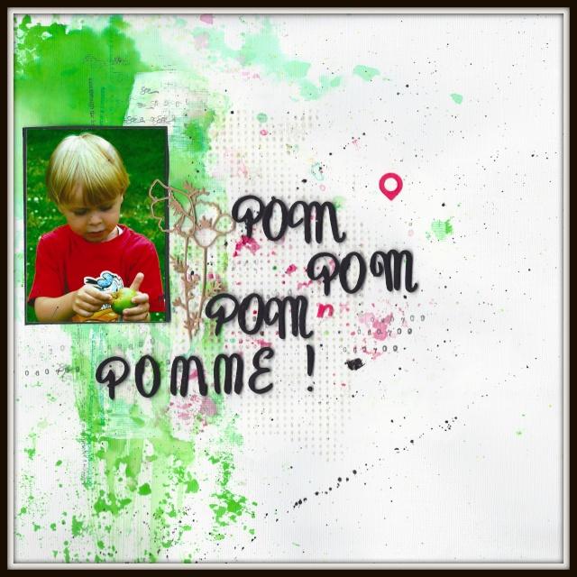 Pomme au four.... Pomme10