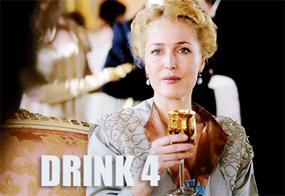 Défi Cartes Period Dramas Drink410