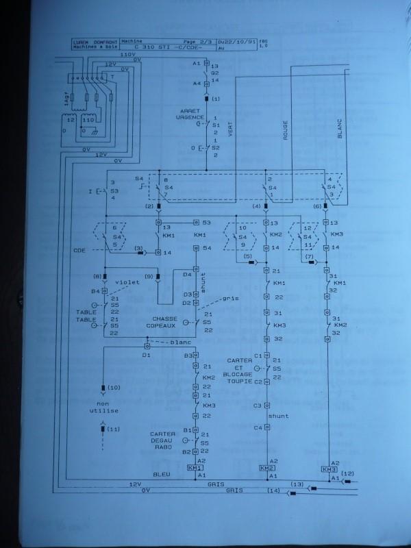 Lurem 310 STI électricité P1020512