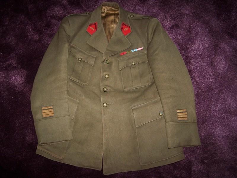 Vareuse commandant 402 RADCA 1939 102_8611