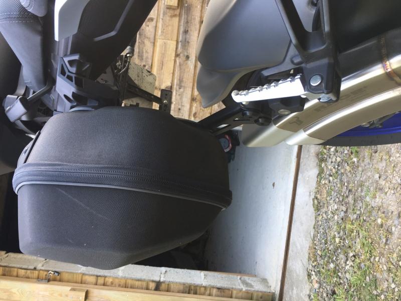 Z7 IXRACE inox ou black pour MT-09 Tracer ! - Page 4 Img_7515