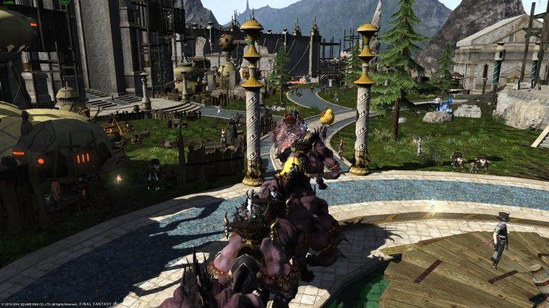 Screenshots en bataille ! Ffxiv_13