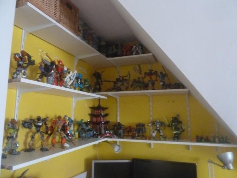 [Produits] Votre collection Bionicle - Page 23 P1060610