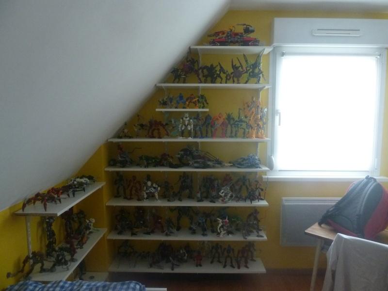 [Produits] Votre collection Bionicle - Page 23 P1060611