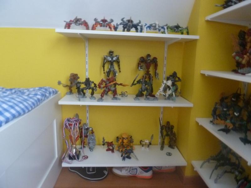 [Produits] Votre collection Bionicle - Page 23 P1060612