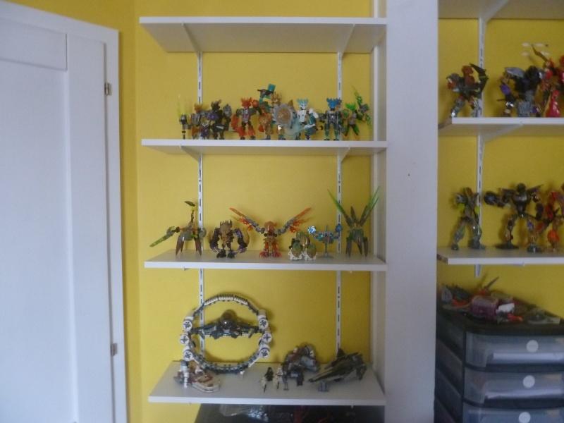 [Produits] Votre collection Bionicle - Page 23 P1060613