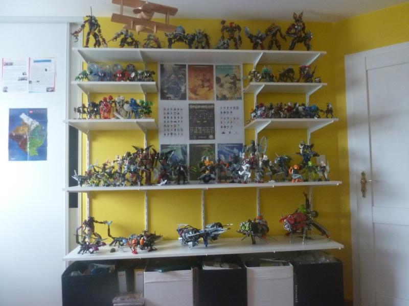[Produits] Votre collection Bionicle - Page 23 P1060614