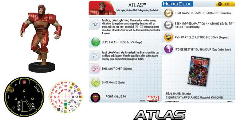 [News] Marvel Heroclix Civil War Mv201617