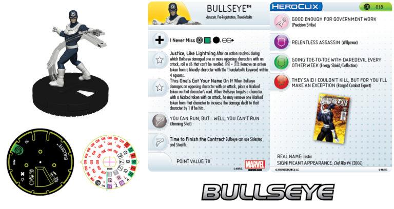 [News] Marvel Heroclix Civil War Mv201619
