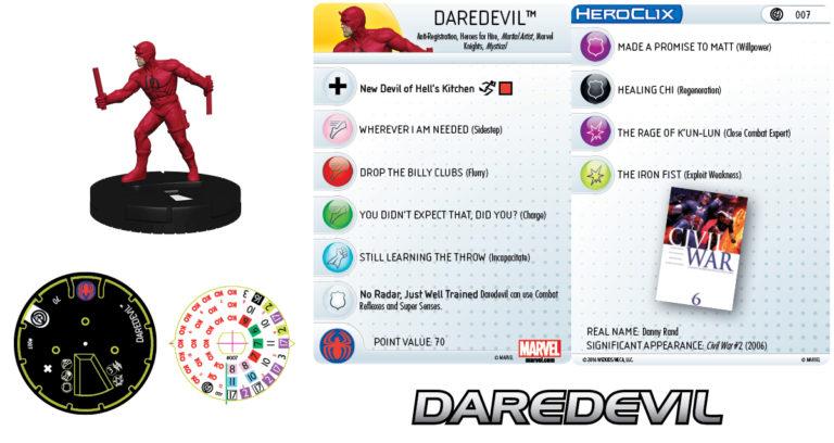 [News] Marvel Heroclix Civil War Mv201622