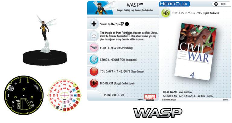 [News] Marvel Heroclix Civil War Mv201623
