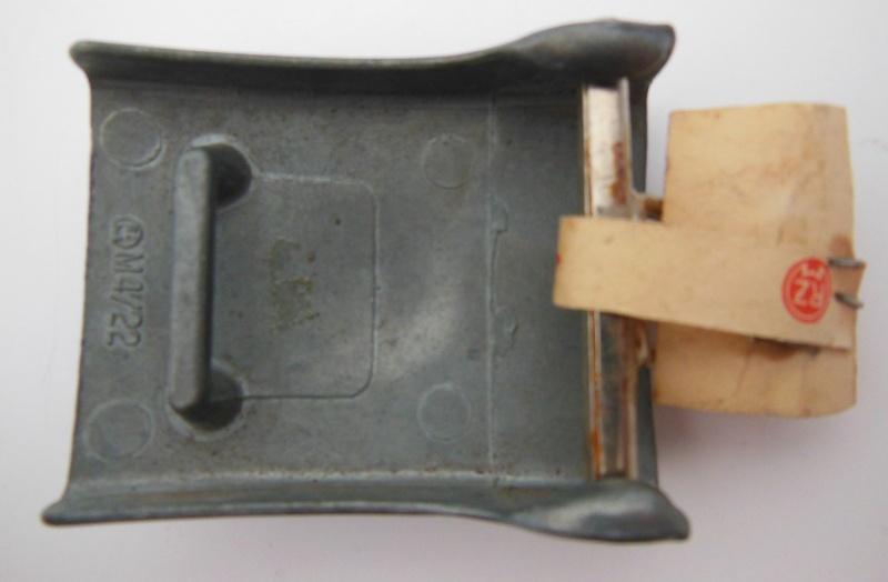 HJ buckle  RZM M4/22 CTD Christian Théodor Dicke Dscn5915