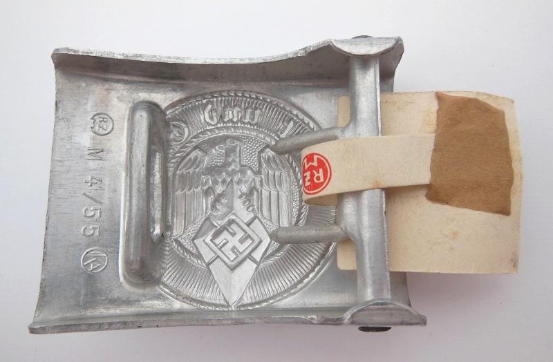 HJ buckle  RZM M4/55 Julius Kremp Dscn8211