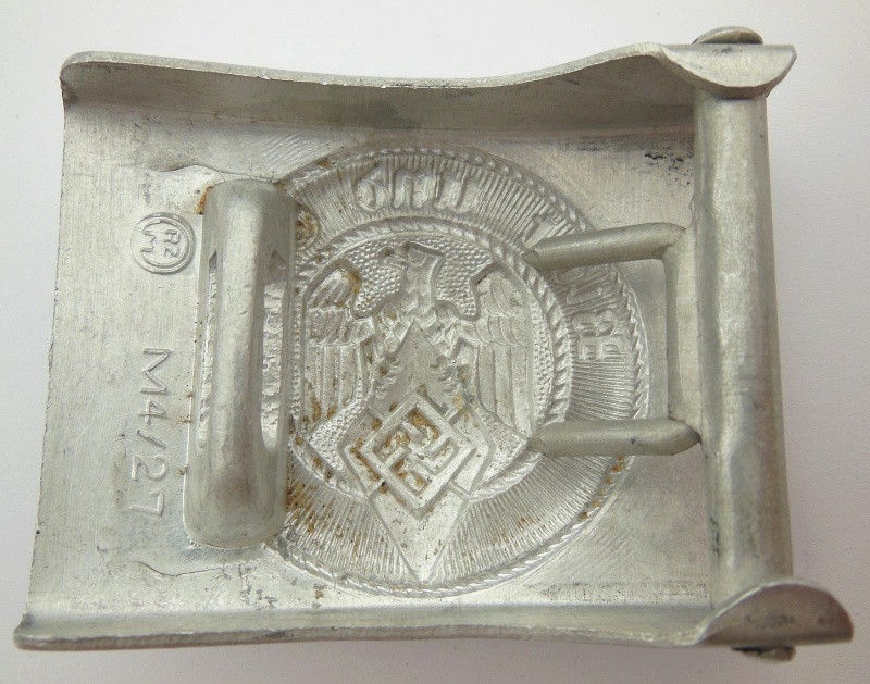 HJ buckle  RZM M4/27 Dscn9917