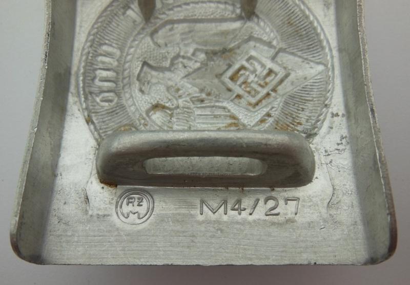 HJ buckle  RZM M4/27 Dscn9918