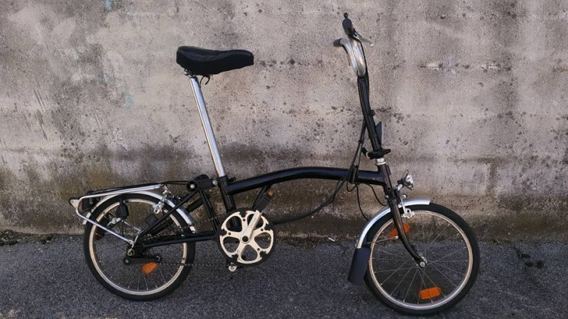 ONE MORE  Tbike110
