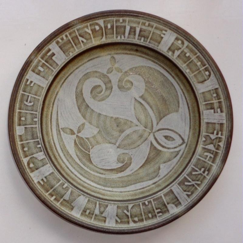 Allan & John Hughes, Anvil Pottery / Wilan Pottery Anvp111