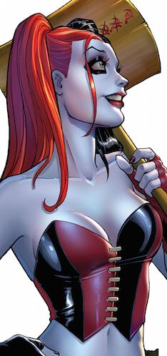 Harley Quinzel (Dr Harleen Frances Quinzel) Harley10