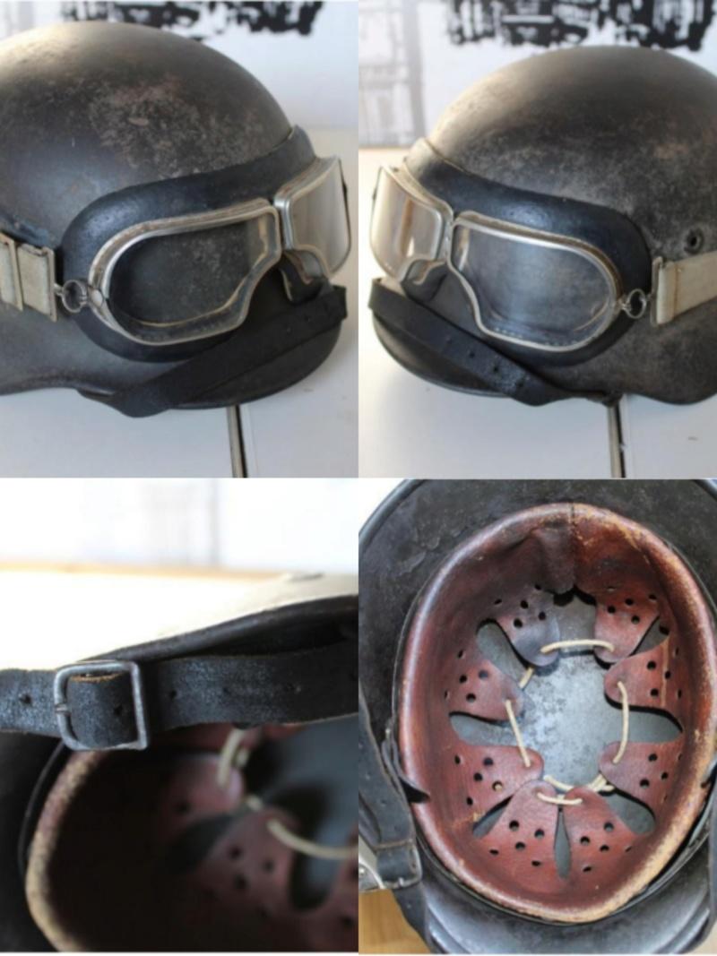 renseignement sur casque Allemand M40  Img_2050