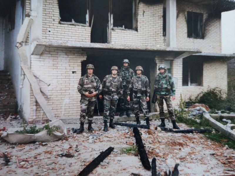 Ex-Yougoslavie 1* peloton E. E. I. 1 Annėe 1999 Img_2097