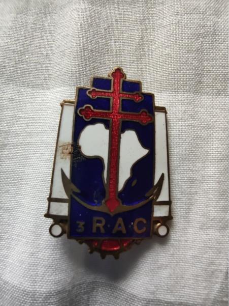 Insigne 3RAC Img_2165