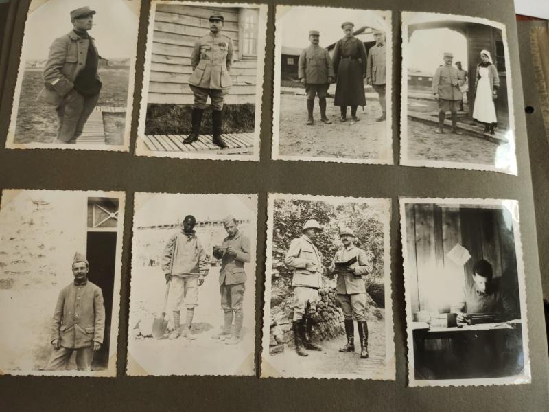 Identification photo album photo ww1  Img_2187