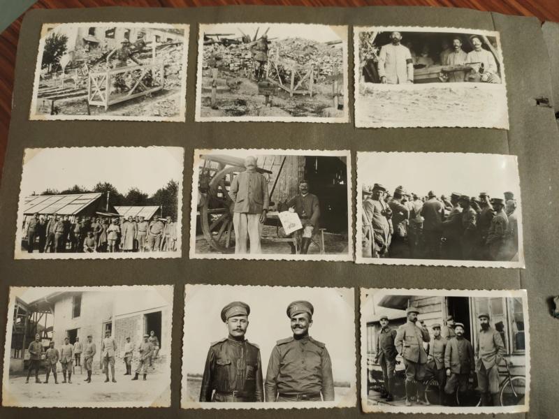 Identification photo album photo ww1  Img_2188