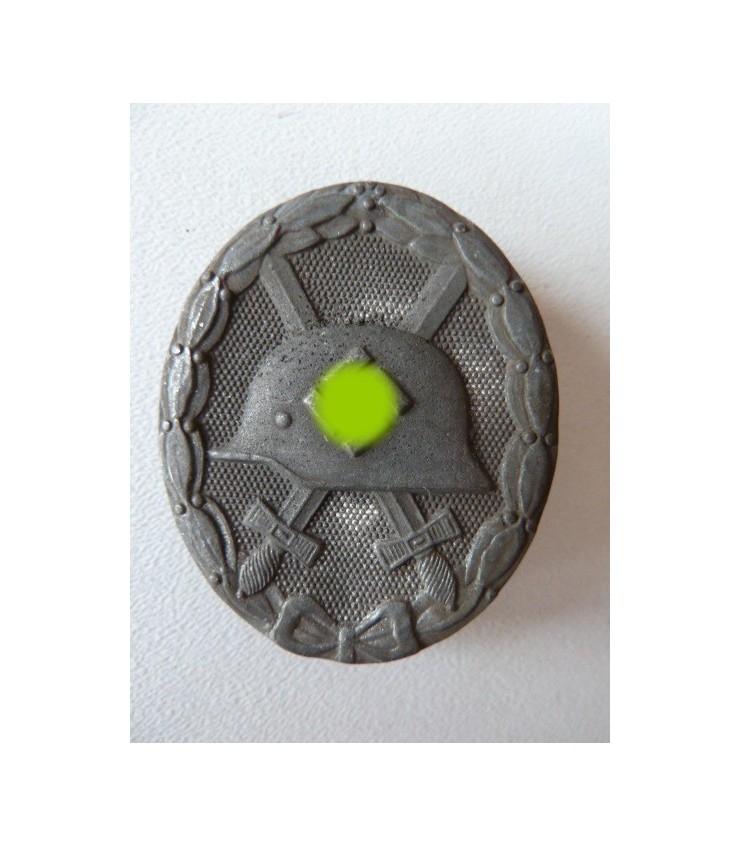 Authentification badge blessė de guerre Save_226