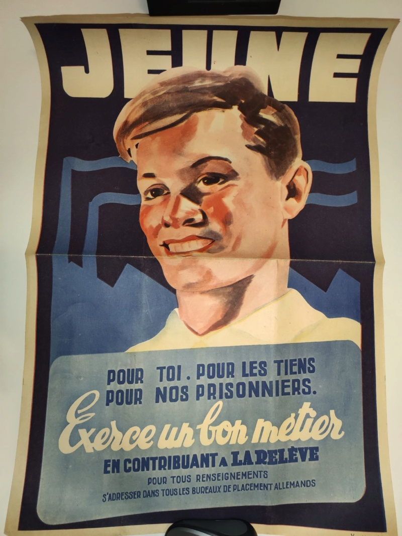 Estimation Affiche propagande Vichy Save_230