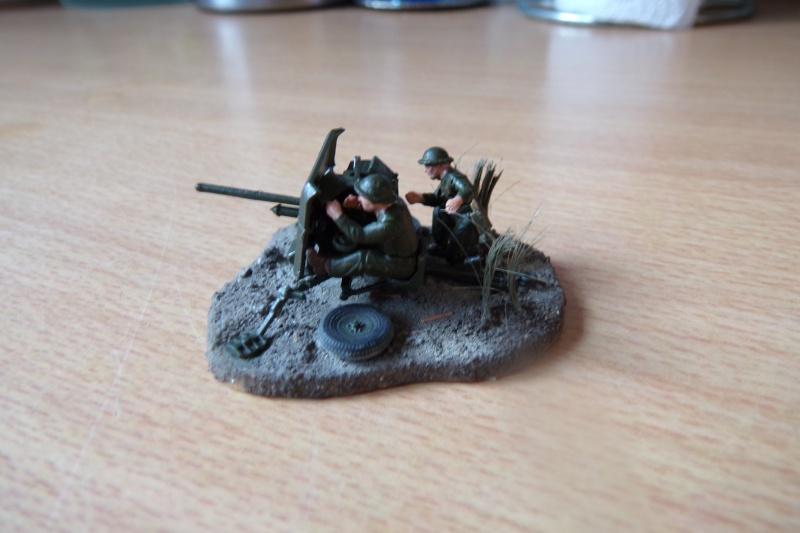{Zvezda} British anti-tank gun QF 2 pdr 100_0519