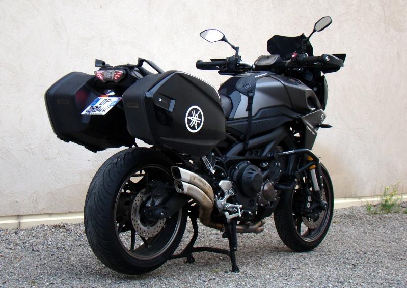 Z7 IXRACE inox ou black pour MT-09 Tracer ! - Page 4 Dsc06610