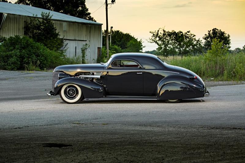 Chevrolet 1936 - 39 custom & mild custom 01-19310